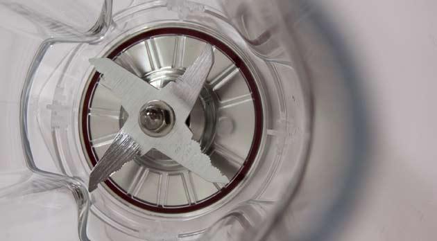 Bianco forte 2.0 Mixer Messerstern