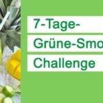 Grüne Smoothies Challenge 2018
