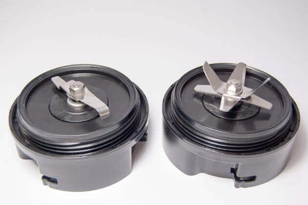 WMF KULT Pro Multifunktionsmixer Messeraufsätze
