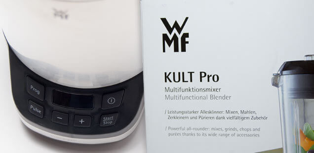 WMF KULT Pro Multifunktionsmixer Test