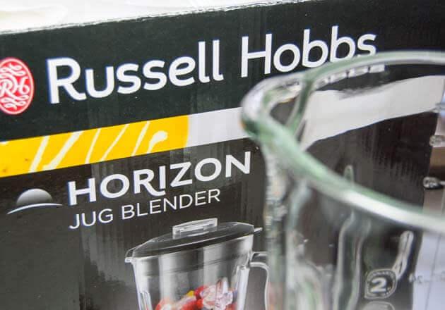 Russell Hobbs Horizon Origanalverpackung