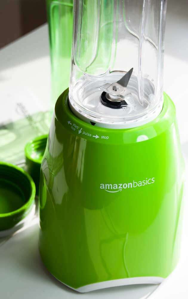 amazonBasics Mixer Test