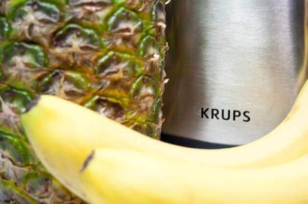 Krups KB203D Smoothie Maker Test
