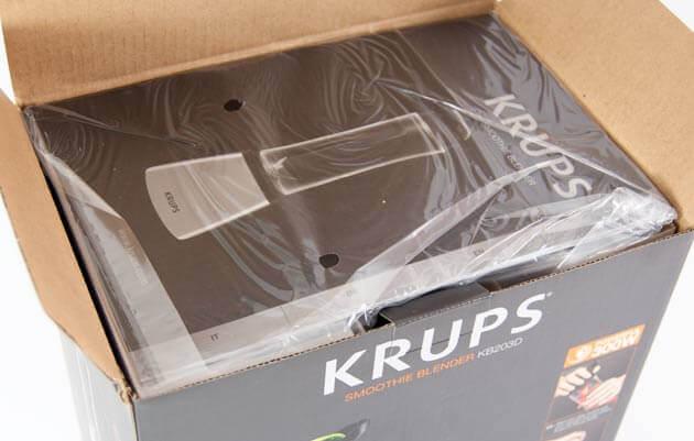 Krups KB203D Verpackung