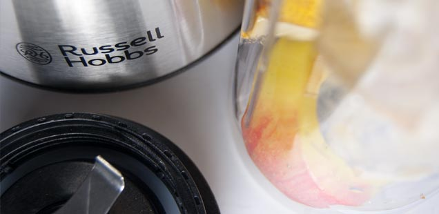 Russell Hobbs Mix & Go Steel Test