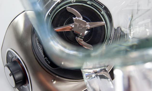 Bosch SilentMixx Pro Standmixer mit Glasbehälter